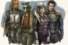 join bounty hunters star wars - Google Search