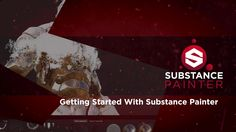 Substance Painter Getting Started 02 - Brushes, Tools and Materials