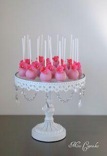 Mio Cupcakes & Cakes: Cake Pops