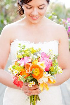 Beautiful and colorful bouquet!