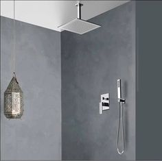 BECOLA  Free Shipping  Concealed Shower Set. Concealed Shower Faucets. 10 inch  rainfall square shower head,Bath tap mixer