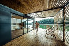 Gallery of DOC - Temporary Floating House / Lime Studio - 1