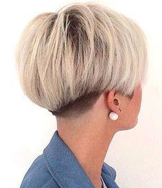 Lavieduneblondie Short Hairstyles - 1