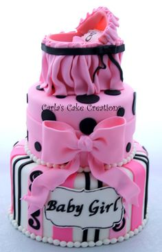 1000+ images about Baby shower cake ideas on Pinterest ...