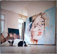 Art Studio- Harding Meyer