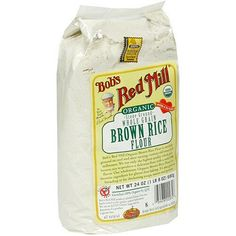 Bob mill, organic flour to use