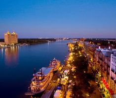 Savannah River Walk