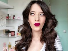 Mateja's Beauty Blog: Milani Amore Matte Lip Creme Gorgeous