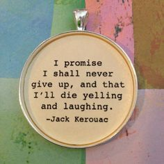 Perfect. Jack Kerouac by LovetheColor