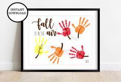 Toddler Arts And Crafts, Holiday Crafts For Kids, Family Crafts, Holiday Ideas, Baby Footprint Crafts, Fingerprint Crafts, Footprint Art, Insect Crafts, K Crafts