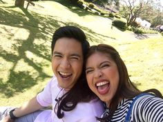 Photos and videos by rose ann galang ( Rose Ann, Maine Mendoza, Alden Richards, Personal Fan, What Happened To Us, Happy Together, Pinoy, How To Relieve Stress, Relationship Goals
