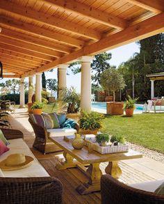 Jurnal de design interior - Amenajări interioare : Casă de vacanță în Marbella, Spania