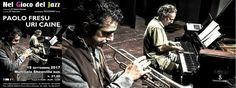 19/9 @ UCI Cinemas Showville Bari, Bari, Puglia, Italia.  +https://dispensadeitipici.it/magazine/19-settembre-2017-musica-multisala-showille-bari-puglia-italia/  #bari #fresu #caine #uri #nelgiocodeljazz #jazz #gioco #music #musica  Info: Nel Gioco del Jazz  [IT-italiano] Paolo Fresu e Uri Caine Paolo Fresu: tromba, flicorno, elettronica – Uri Caine: pianoforte  19 Settembre 2017   Musica   @Multisala Showville, Bari, Puglia, Italia. DISPONIBILE PROMO DISPENSA DEI TIPICI   [EN-english] Paolo…