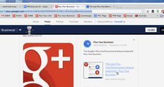 Google Plus Tips Guide - Plus Your Business #EvanG+