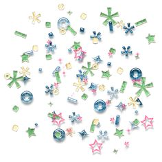 5 — Yandex.Disk Sugar Lace, Scrap, Gems, Clip Art, Yandex Disk, Rhinestones, Jewels, Gemstones, Emerald