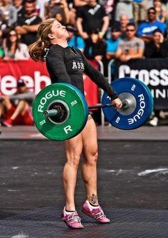 Lindsey Valenzuela....this strong girl inspires me