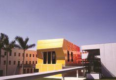 Paul Cejas School of Architecture Building, Miami, 2003 - Bernard Tschumi Architects