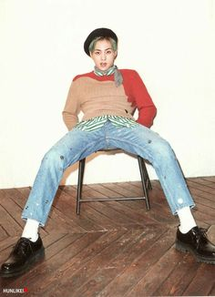 EXO-CBX Hey Mama! Album Scan (xiumin) Kim Min Seok, Xiu Min, Exo Xiumin, Photo Book, Kpop, Album, Exotic, Mini