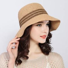 c3652b01b8b 50 Best 2018 latest womens summer hats for sun protection images ...