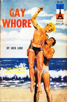 10 Hilarious Gay Pulp Fiction Covers | G Philly