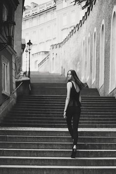 Prague Noir by Ken Knoll on 500px