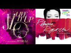 Jennifer Lopez ft. Pitbull vs. Rihanna - Live It Up Right Now - YouTube