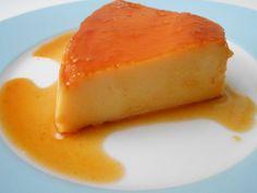 Flan de naranja o cómo hacer un quesillo con el sabor de esta fruta