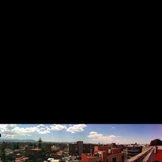 Mexico City Panoramic