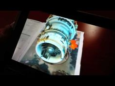 EON AR Tablet | EON Iportal Augmented Reality Application