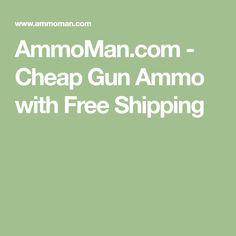 AmmoMan.com - Cheap Gun Ammo with Free Shipping Guns And Ammo, Free Shipping, Weapons, Arms, Bear, Weapons Guns, Guns, Arm, Firearms