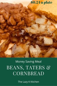 Need a cheap meal - $0.24 per plate!!