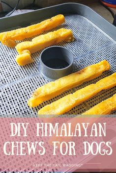 DIY Himalayan Chews (with pictures) by Rodney Habib of Planet Paws Diy Dog Treats, Homemade Dog Treats, Dog Treat Recipes, Dog Food Recipes, Dog Care Tips, Pet Care, Puppy Care, Pet Tips, Dog Chews