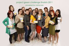 Project #green challenge 2011 - the finalists with Susie Hewson