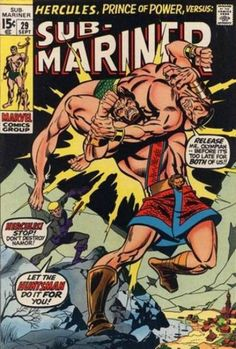 Sub-Mariner #29 - Fear Is The Hunter!