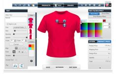 We at Online-Product-Designer allow you to make the proficient-looking T-shirt Designs.Online T-shirt Design Software is known to design own custom design t-shirts online. So, designing a t-shirt is no more an unknown concept for the people. We all may use such t-shirt designing software to create the own personalized t-shirt.