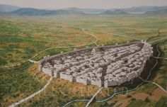 Thebes, Greece, Around 1250 BC - Archaeology Illustrated