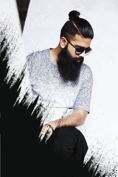ALL BLACK AND WHITE /  Beard   Black and White   Blogger   Delhi   Fashion   Blogger   Fashion Blogger   Forever21  Forever21 India   Forever21 Men   India   Men's Fashion   Men's Style   Menswear   OOTD   Streetstyle   Style   Style Blog   Style Blogger   Zara    Zara India