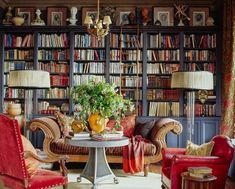 This exclusive interview with Barry Dixon showcases his sophisticated Southern design blended with global influences, design inspiration, and more. Under Stairs Cupboard, Living Spaces, Living Room, Home Libraries, Cozy Corner, Interior Design Tips, Home Improvement Projects, Decoration, Bookshelves
