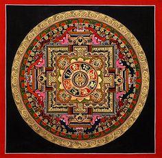 Tibet Tibetan Thangka Tangkas Buddha Buddhist Art Thanka Mineral Painting #012 Interact China http://www.amazon.com/dp/B0058QS9N6/ref=cm_sw_r_pi_dp_QY80vb1RPQX3P