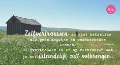 zelfvertrouwen - Justbeyou.nl