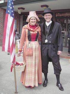 Holland Days in Lynden, Washington, USA ~ Saturday May 7th 2005 -The Mayor