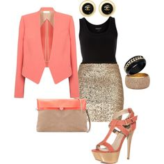 ultra chic for a night out with your hubs or the girls!
