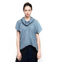 tmNähanleitung für Bluse Leon von MILCH - open design  4 Schals, Bilder b3bec6add8