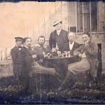Vincent van Gogh Possibly Identified in Newly Discovered Group Photo of Famous Artists from 1887
