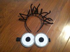 Minion Costume Accessories by RhinestonesandTutus on Etsy, $12.00