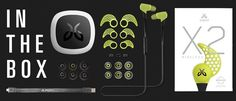 Jaybird X2 Sport Wireless Bluetooth Headphone Review and Specifications