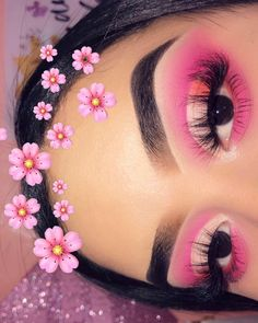 Gorgeous Makeup: Tips and Tricks With Eye Makeup and Eyeshadow – Makeup Design Ideas Cute Makeup Looks, Makeup Eye Looks, Gorgeous Makeup, Pretty Makeup, Skin Makeup, Eyeshadow Makeup, Yellow Eyeshadow, Eyeshadow Palette, Awesome Makeup