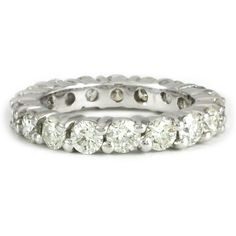A beautiful ring that will be fantastic for an eternity! #diamondring #eternityband #diamonds #londongold #whitegold #finejewelry