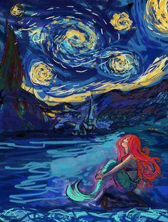 Van Gogh Ariel