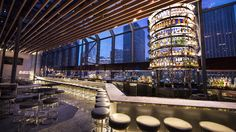 BIG Bar.  Hyatt. Riverfront. Chicago. Steps from The Magnificent Mile.